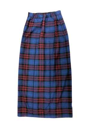 Naenae College Girls Long Skirt